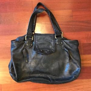Black Leather MARC by MARC JACOBS Bag